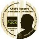 Wolfgang Puck Chef's Reserve Colombian K-cup Coffee